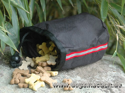 Authentic Dog Sport Futtertasche