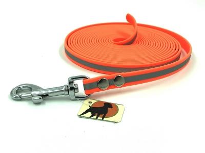 ComfiCord® TPU Sport- / Schleppleine 13mm ohne Handschlaufe, Reflektierend, 13mm