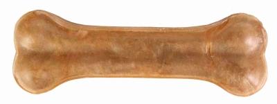 Rinderhaut Kauknochen, verpackt, 3 x 33g