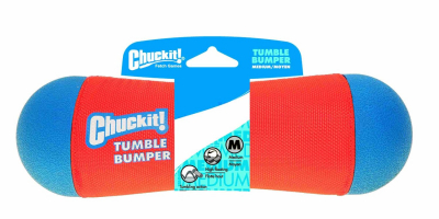 Chuckit! Tumble Bumper, Größe L, 8 x 26cm, Orange