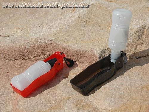 Trinkflasche 250ml - Die handliche Hundetränke