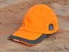 Farmland Softshell LED-Cap Signalorange