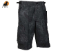 US Bermuda Short R/S CO Prewash, Mandra Night Black